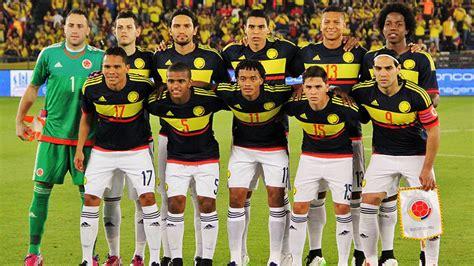 Colombia es cuarta en la Clasificación Mundial de la FIFA