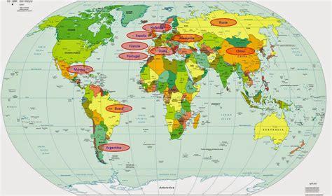 COLOMBIA ES DEPORTE: Mapa Geografico