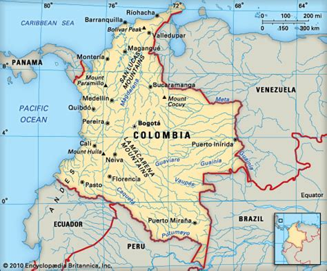 Colombia -- Kids Encyclopedia | Children's Homework Help ...