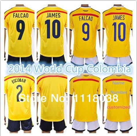 colombia national soccer team jersey   Online Marketing ...