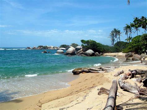 Colombia - Playas de Colombia