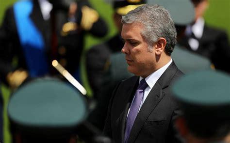 Colombia refuerza seguridad del presidente Iván Duque por ...