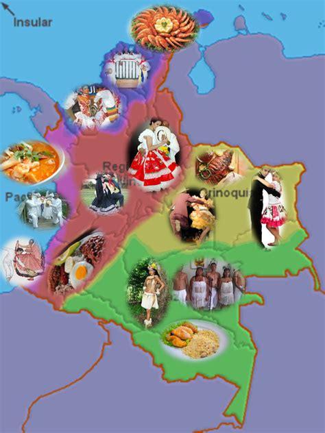 COLOMBIA: TESORO DE CULTURA Y TRADICION