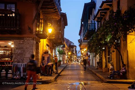 Colombia: The Walled City of Old Cartagena   Traveling ...