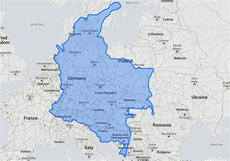 Colombia vs. Central Europe | Colombia Travel Blog by See ...