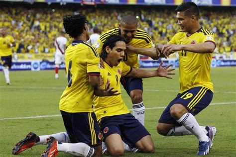 Colombia World Cup Roster 2014: Full 27 Man Squad and ...