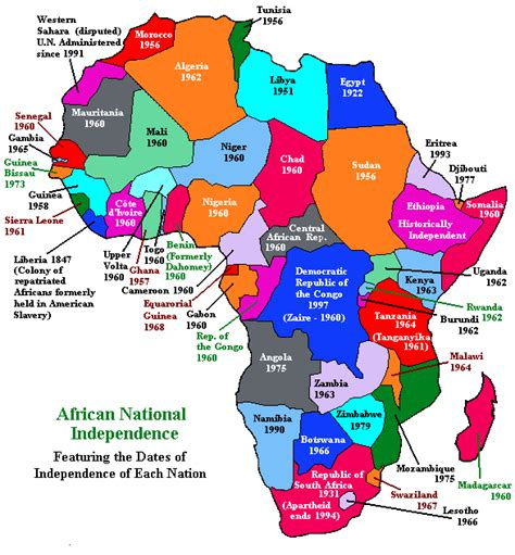 colonisation of Africa| Africa maps and borders ...