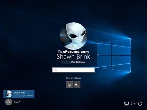 Color and Appearance - Change in Windows 10 - Windows 10 ...