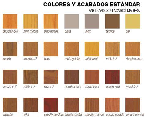 Color de puertas de madera
