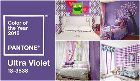 Color del año Pantone 2018 Ultra Violet