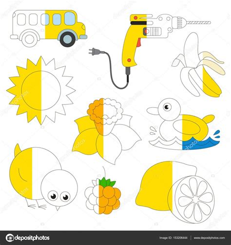 Color Yellow Objects | www.pixshark.com - Images Galleries ...
