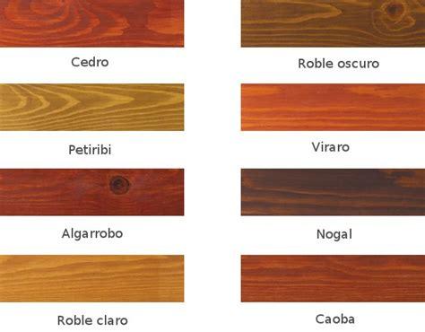 Colorear barnices y lacas para teñir maderas : PintoMiCasa.com