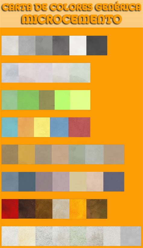 Colores Cemento Alisado. Alisado Para Pisos Y. Colores ...