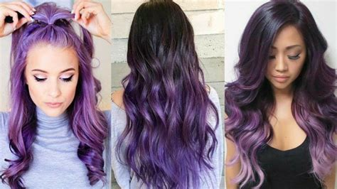 COLORES DE CABELLO 2018 +cambios de color de cabello ...