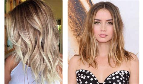 Colores de cabello: tendencias 2018