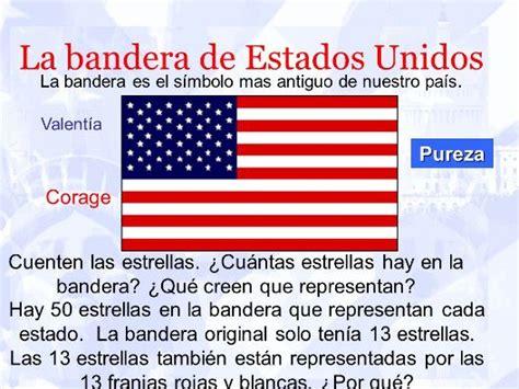 Colores de la bandera de Estados Unidos   Bandera de ...