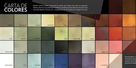 Colores del microcemento   Ingremic
