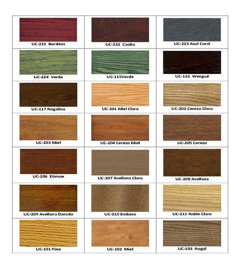 Colores Maderas Para Muebles   Diseños Arquitectónicos ...