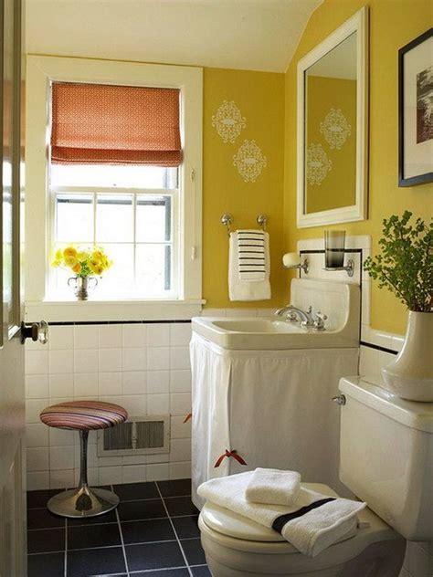 Colores para cuartos de baño pequeños 2018