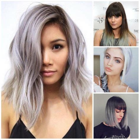 Colores para el cabello: Nuevas Tendencias para 2018 ...