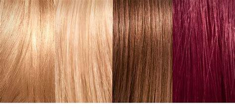 Colores para el pelo 60 fotos