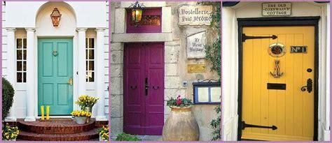 Colores para la puerta de entrada - La Casa de Pinturas ...