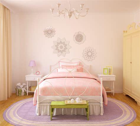 Colores para pintar habitaciones de niñas   IMujer
