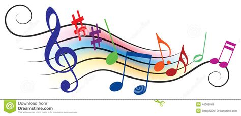 Colorful Music Clipart | Clipart Panda   Free Clipart Images