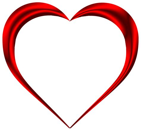 Coloridas imágenes de contornos de corazones | Banco de ...