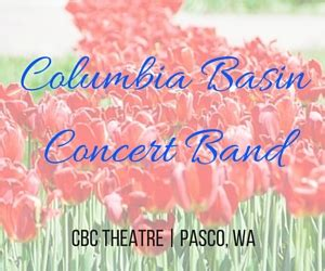 Columbia Basin Concert Band: Randy Hubbs' 27th Year as CBC ...