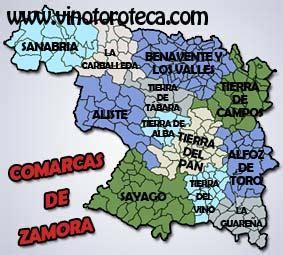 COMARCAS DE ZAMORA – VinoToroteca: Conoce Toro, disfruta ...