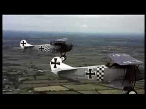 Combates aereos de la primera guerra mundial.MPG - YouTube