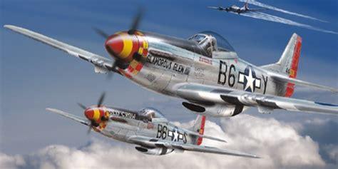 Combates Aéreos na Segunda Guerra Mundial – P-51 MUSTANG ...