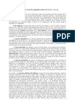 Comentario Platon La Republica