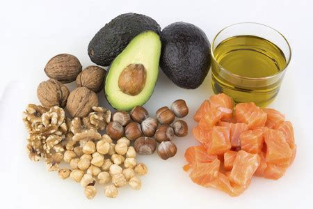 Comer grasas para adelgazar: las fuentes de grasas más ...