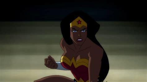 Comic Animado: Wonder Woman DVDRIP Latino