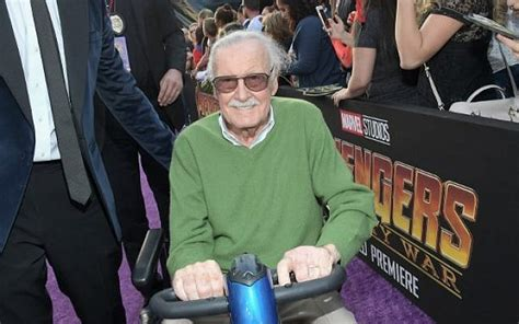 Comic book icon Stan Lee sued for sexual assault | The ...