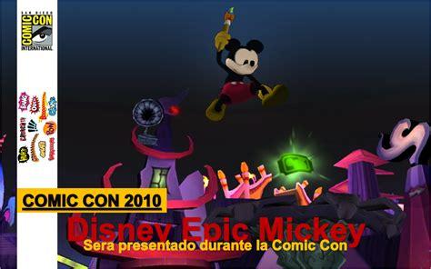 Comic Con 2010: Disney presenta