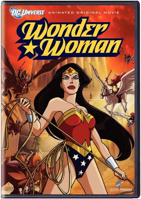 Comics.Bo: Wonder Woman – La Película Animada