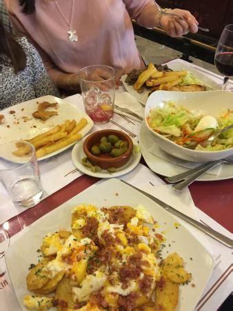 Comida de Domingo de Ramos: fotografía de Bar Cerveceria ...