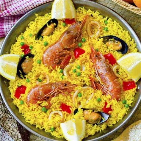 Comida española en el mundo