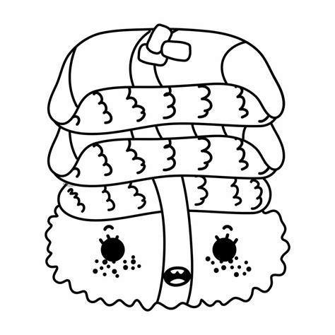 Dibujos Kawaii Para Colorear De Comida Seonegativocom