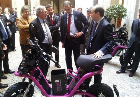 Comienza el Moto Sharing en BarcelonaMis Motos Electricas