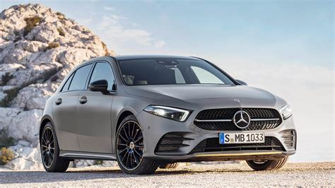 Coming to America: Mercedes Benz Unveils the New A Class