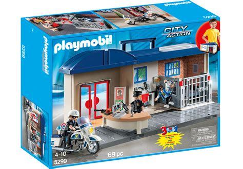 Comisaría Maletín   5299   Playmobil® España