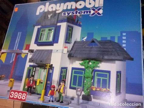 comisaria policia playmobil ref 3988 en caja sy   Comprar ...