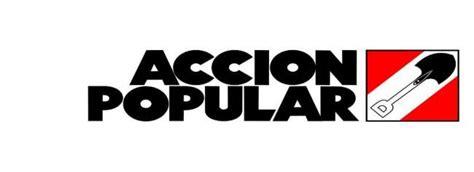 Comité Político de Acción Popular pide renuncia de ...