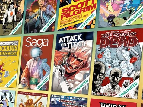Comixology Unlimited subscription offers all-you-can-read ...