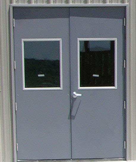 Commercial Metal Exterior Doors | Marceladick.com