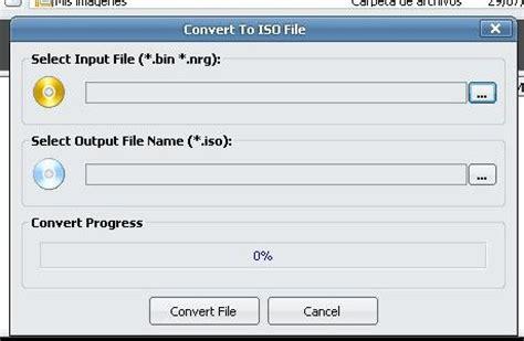 Cómo abrir archivos .BIN